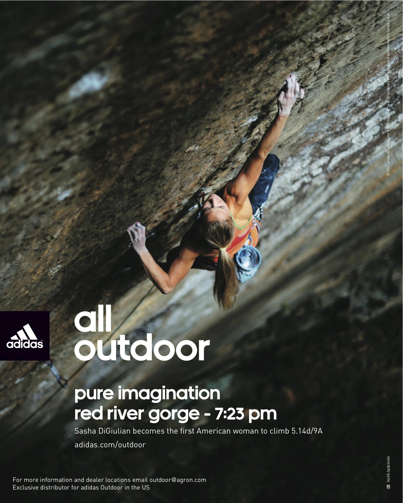 outdoor rock climbing gear